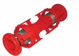 GIMBAL TYPE EXPANSION JOINT
