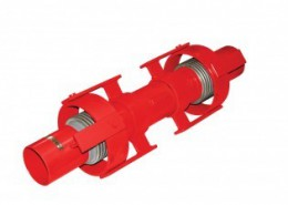 WELDED NECK GIMBAL TYPE EXPANSION JOINT