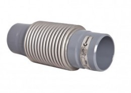 WELDED NECK METAL BELLOWS EXPANSION JOINT