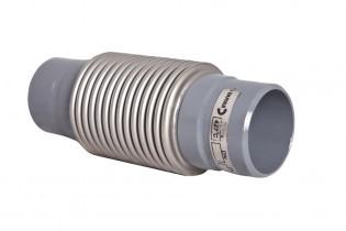 MEGA VENT | WELDED NECK METAL BELLOWS EXPANSION JOINT, PN16 (T-1950